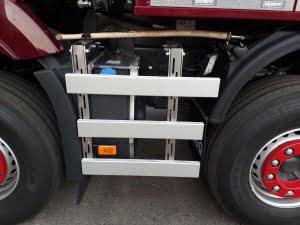 TIBEG Kipperbouw | Vrachtwagen